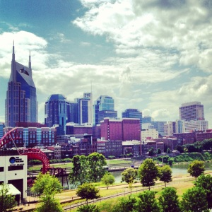 Nashville is gorgeous